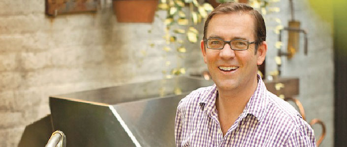 """Chopped"" Host Ted Allen Talks With HOPES About Dining Out For Life 2015"