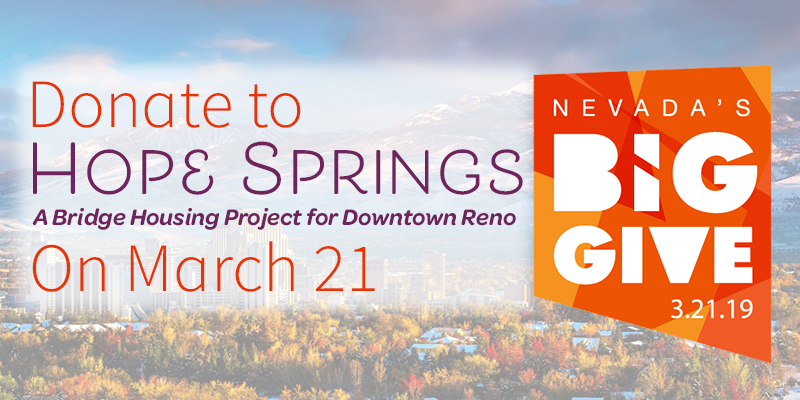 Make a Difference During Nevada's Big Give on March 21