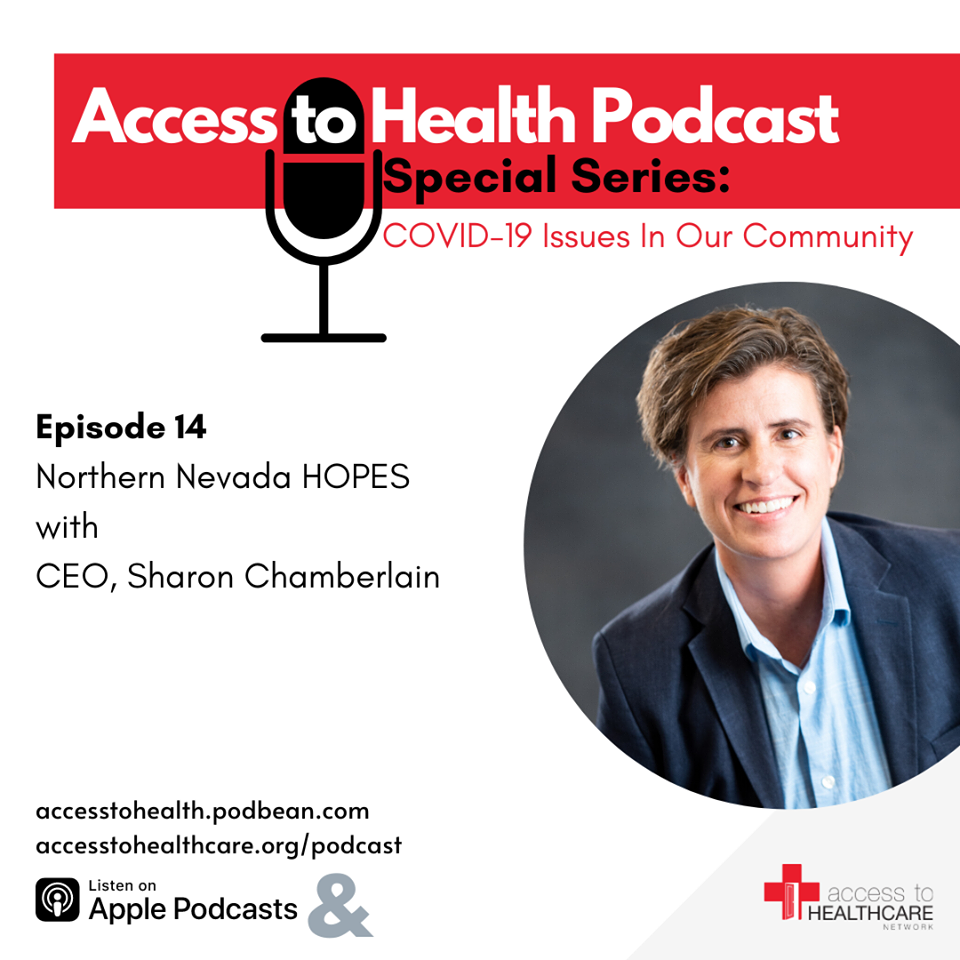 HOPES CEO Joins Access to Healthcare Network's CEO for a Discussion on HOPES Services and COVID-19