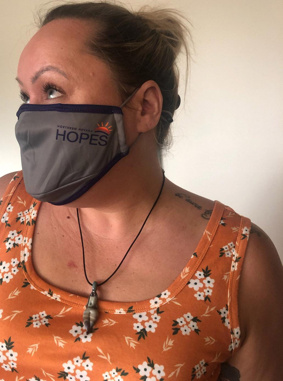 Mask Up for HOPES