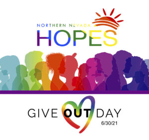 Give Out Day!