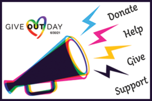 Get Involved in Give OUT Day Today!